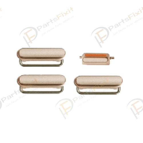 Side Buttons for iPhone 6S 4.7 Gold