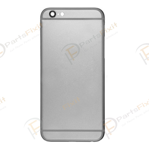 Back Cover for iPhone 6S 4.7 inch Gray
