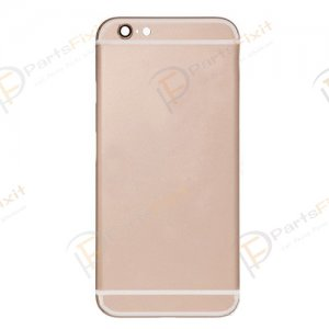 Back Cover for iPhone 6S 4.7 inch Gold