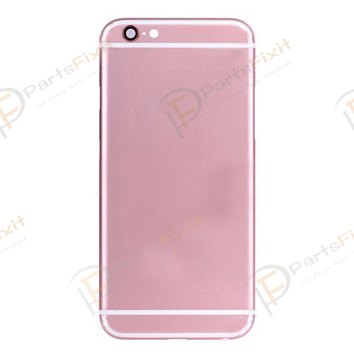 Back Cover for iPhone 6S 4.7 inch Rose Gold