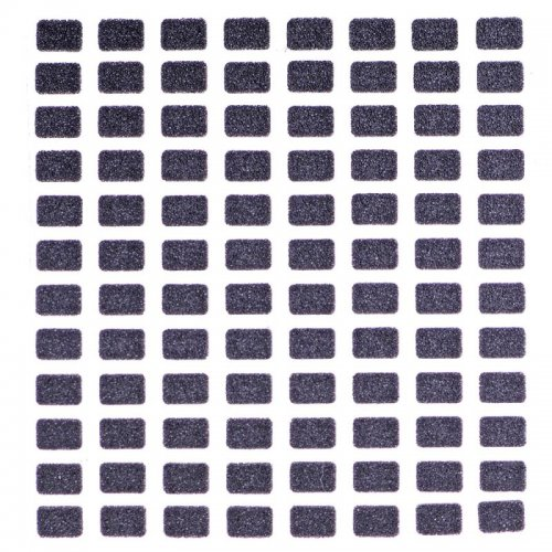 100PCS For iPhone 6S Bottom MIC Frame Foam Spacer