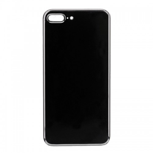 For iPhone 7 Plus Battery Cover Jet Black