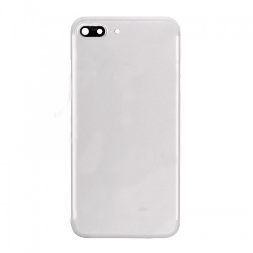 For iPhone 7 Plus Battery Cover Silver