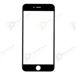For iPhone 7 Plus Front Glass Len Black