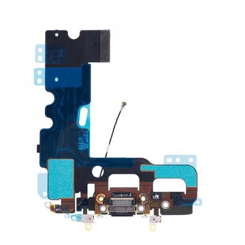 For iPhone 7 Plus Charging Port Flex Cable Black