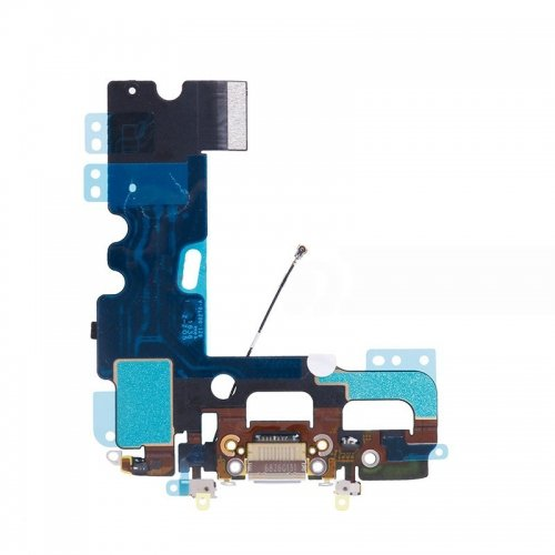 For iPhone 7 Plus Charging Port Flex Cable Gray Original
