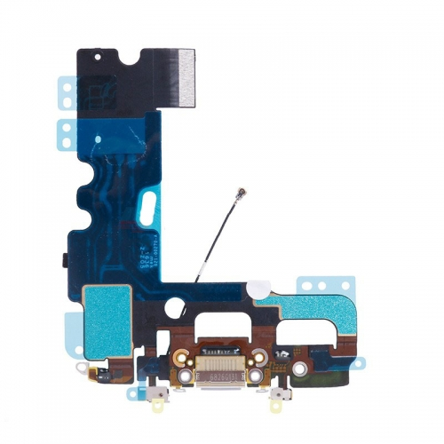 For iPhone 7 Plus Charging Port Flex Cable White