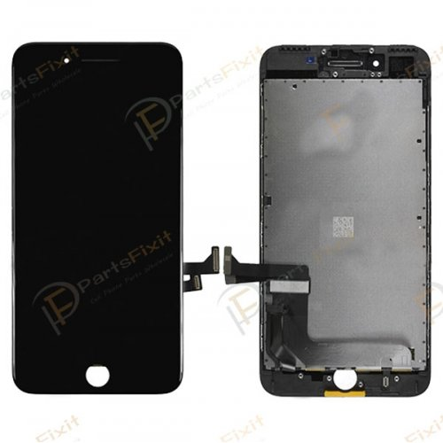 Refurbished LCD Assembly for iPhone 7 Plus Black
