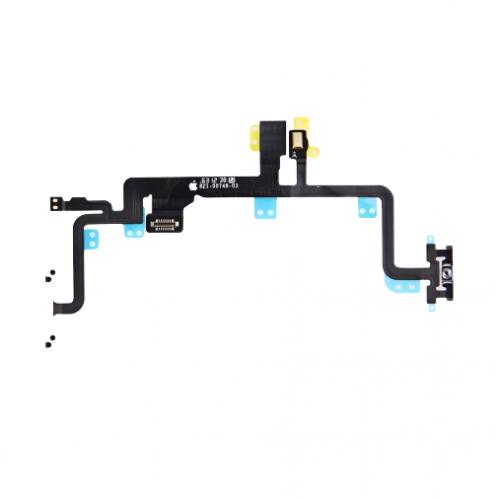 For iPhone 7 Plus Power Button Flex Cable