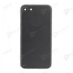 For iPhone 7 Back Cover Replacement Black