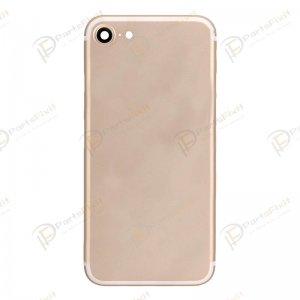 For iPhone 7 Back Cover Replacement Gold