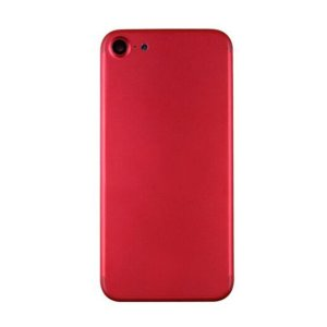 For iPhone 7 Back Cover Special Edition Red
