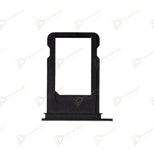 Sim Card Tray for iPhone 7 Jet Black