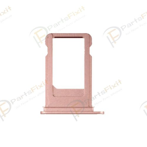 Sim Card Tray for iPhone 7 Rose Gold