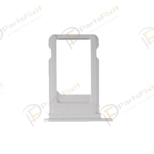 Sim Card Tray for iPhone 7 Silver