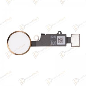 For iPhone 7/7 Plus Home Button Flex Cable Assembly Gold