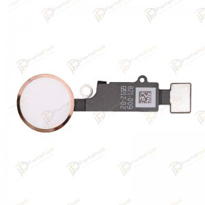 For iPhone 7 Home Button Flex Cable Assembly Rose Gold