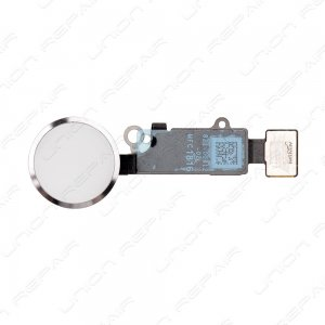For iPhone 7/7 Plus Home Button Flex Cable Assembly Silver