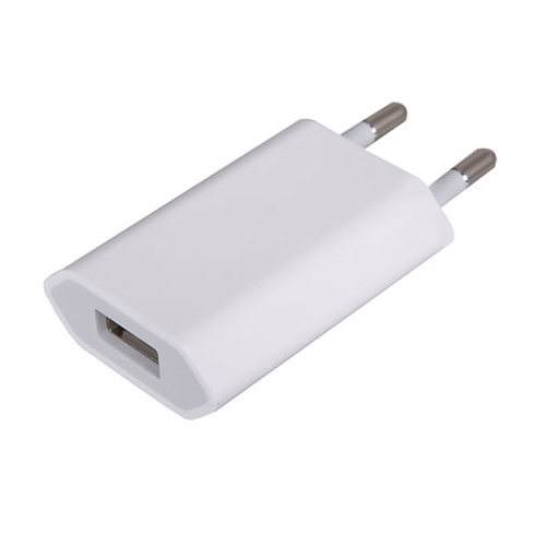 For iPhone 5W USB Power Adapter EU Version