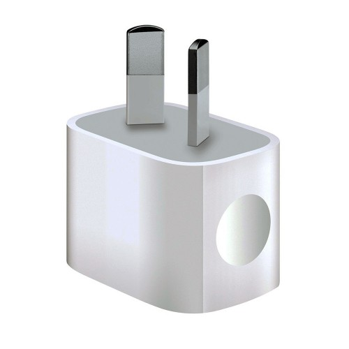 For iPhone 5W USB Power Adapter AU Version