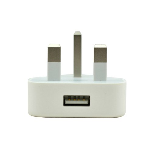 For iPhone 5W USB Power Adapter UK Version
