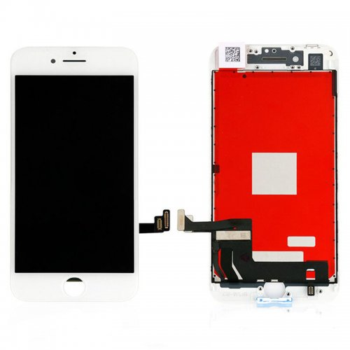 Generic LCD Assembly for iPhone 8 White