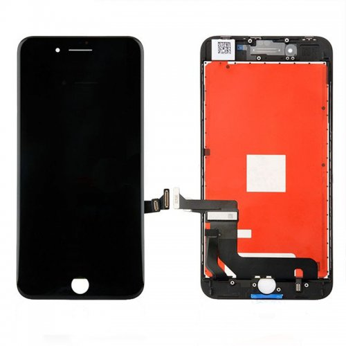 Refurbished LCD Assembly for iPhone 8 Plus Black