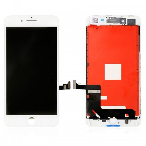 Generic LCD Assembly for iPhone 8 Plus White
