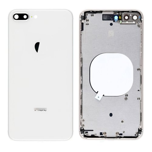 For iPhone 8 Plus Back Cover with Frame Assembly W...