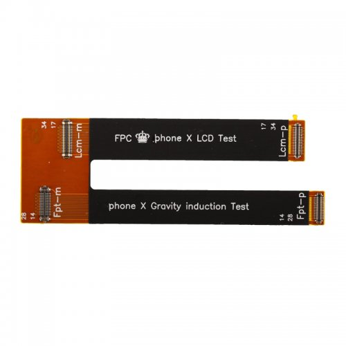 For iPhone X LCD Screen Test Flex Cable