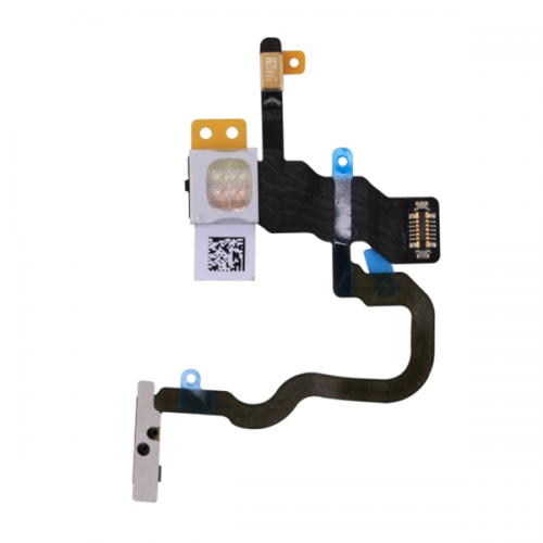 For iPhone X Power Button Flex Cable