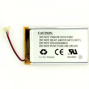 Original battery for iPod nano 2