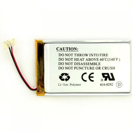 Original battery for iPod nano 2
