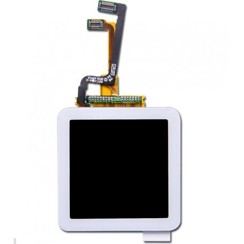 Original LCD with Digitizer Assembly for iPod nano 6 -white