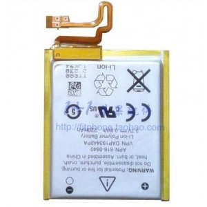 Original battery replacement for iPod nano 7