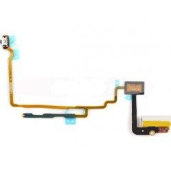 Original headphone audio flex for iPod nano 7 -white