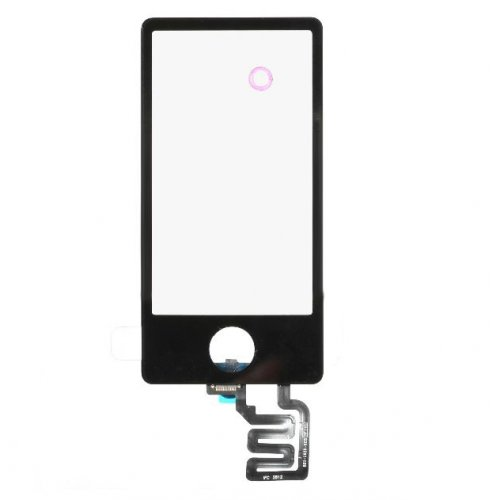 Original touch screen replacement for iPod nano 7 -black