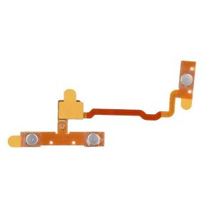 Original Power and Volume Button Circuit Flex  Cable for iPod Touch 3rd/2nd Gen