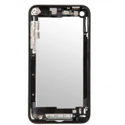 Original used back cover 8GB with black frame for ipod touch 4 gen with logo