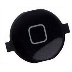 Original black  home button for ipod touch 4th gen