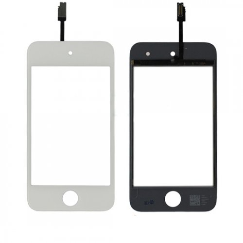 Touch Screen Digitizer Replacement for iPod Touch 4th Gen 4G -White