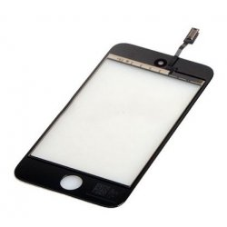 Touch Screen Digitizer Replacement for iPod Touch 4th Gen 4G -Black