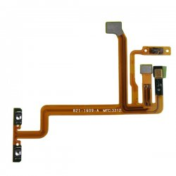 Original Power Volume Button On/Off Switch Flex Cable Replacement for iPod Touch 5