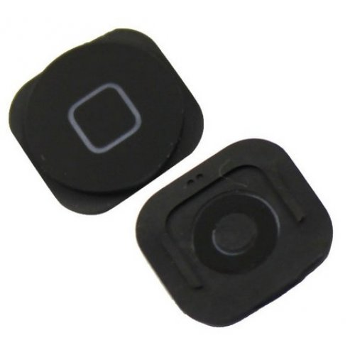 Original Home Button Key Replacement for iPod Touch - -Black