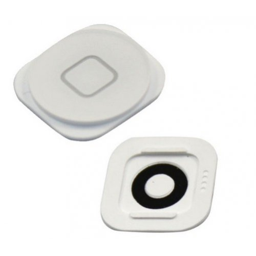 Original Home Button Key Replacement for iPod Touch - -White